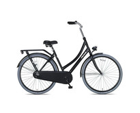 Outlet Crown Moscow Omafiets 28 inch Gray Edition 53cm