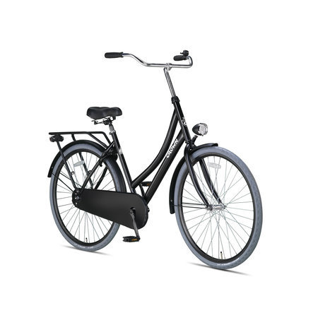 Crown Outlet Crown Moscow Omafiets 28 inch Gray Edition 53cm