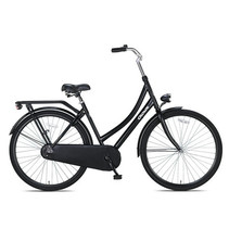 Outlet Crown Moscow Omafiets 28 inch Black Edition 53cm