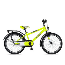 Outlet Altec Stitch Jongensfiets 22 inch Lime Green