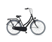 Outlet Crown Athens Omafiets 28 inch Gray Edition