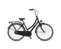 Outlet Crown Athens Omafiets 28 inch Brown Edition