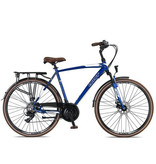 Umit Outlet Umit Ventura 2D Herenfiets 28inch 56 cm Blue/White