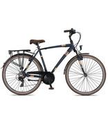 Umit Outlet Umit Ventura Herenfiets 28 inch 56cm V-brakes Blue/ Brown