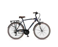 Outlet Umit Ventura Herenfiets 28 inch 56cm V-brakes Blue/ Brown