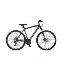 Outlet Umit Magnetic Trekking 2D Heren 28 inch 51cm 21v Black/Blue