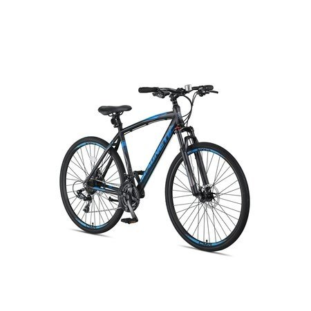 Umit Outlet Umit Magnetic Trekking 2D Heren 28 inch 51cm 21v Black/Blue