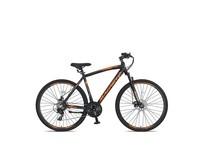 Outlet Umit Magnetic Trekking 2D Heren 28 inch 51cm 21v Black/Orange