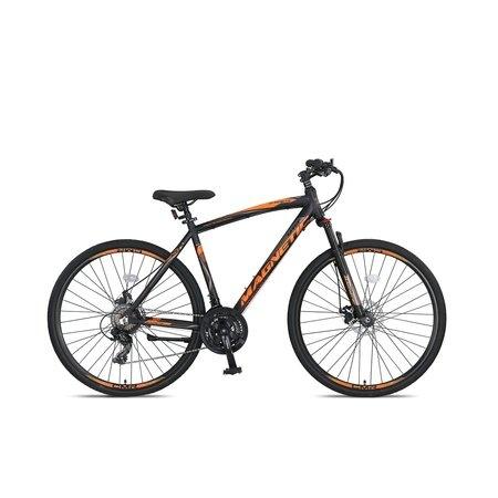 Umit Outlet Umit Magnetic Trekking 2D Heren 28 inch 51cm 21v Black/Orange