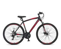 Outlet Umit Magnetic Trekking 2D Heren 28 inch 51cm 21v Black/Red