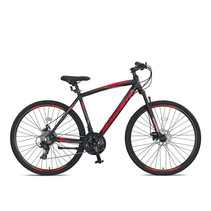 Outlet Umit Magnetic Trekking 2D Heren 28 inch 51cm 21v Black/Red