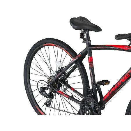Umit Outlet Umit Magnetic Trekking 2D Heren 28 inch 51cm 21v Black/Red