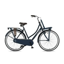 Outlet Altec Urban Transportfiets 28 inch 57cm Jeans Blue