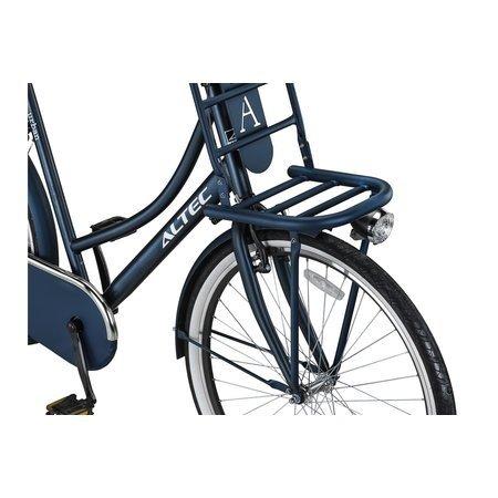 Altec Outlet Altec Urban Transportfiets 28 inch 57cm Jeans Blue