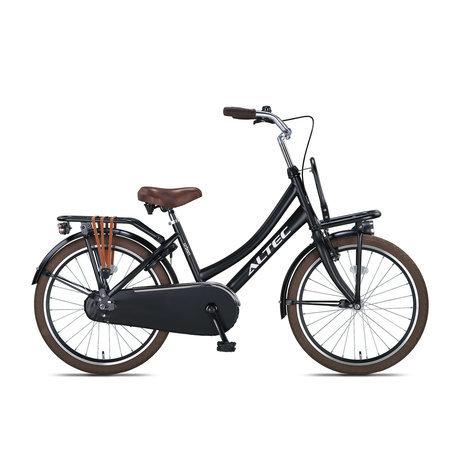 Altec Outlet Altec Urban Transportfiets 22 inch Zwart