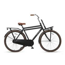 Outlet Altec Classic Transportfiets Heren 28 inch 58cm Zwart