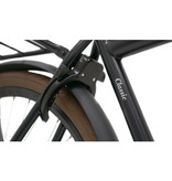 Altec Outlet Altec Classic Transportfiets Heren 28 inch 58cm Zwart