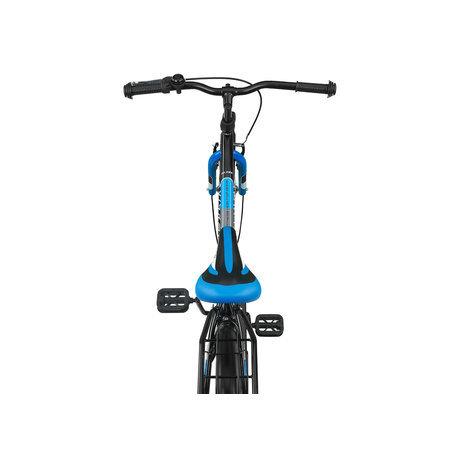 Altec Outlet Altec Stitch Jongensfiets 22 inch Zwart-Blauw