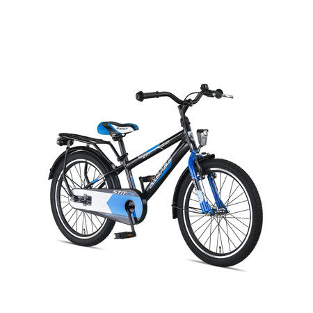 Altec Outlet Altec Stitch Jongensfiets 20 inch Zwart/Blauw