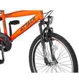 Altec Outlet Altec Attack Jongensfiets 24 inch N3 Neon Oranje
