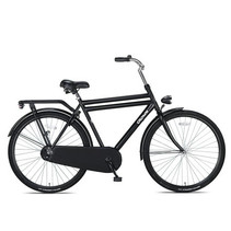 Outlet Crown Moscow Opafiets Heren 28 inch 58cm Zwart