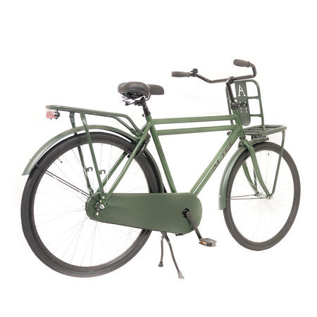 Altec Outlet Altec Classic Transportfiets Heren 28 inch 58cm Olive Green