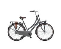 Outlet Altec Urban Transportfiets 28 inch 50cm Warm Grijs