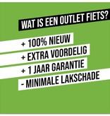 Altec Outlet Altec Metro Damesfiets 28 inch 49cm Mat Grijs