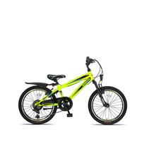 Altec Dakota Jongensfiets 20 inch 7 speed Neon Lime 2021