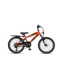 Altec Dakota Jongensfiets 20 inch 7 speed Neon Oranje 2021