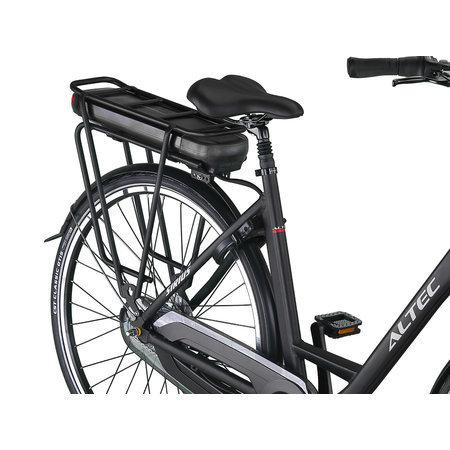Altec Altec Sirius E-Bike 518Wh 28 inch 53cm N7 Zwart 2020