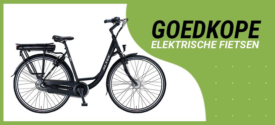 goedkope elektrische fietsen