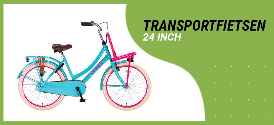 24 inch transportfiets