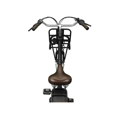 Altec Altec Kratos  E-bike  518Wh N-7 Mat Zwart 53cm 2021