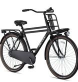 Altec Altec Classic 28 inch Heren Transportfiets Zwart 53cm 2021 Nieuw