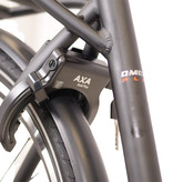 Altec Altec Omega Plus Damesfiets 28 inch 50cm 7v Mat Zwart