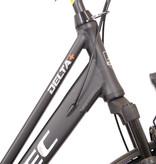 Altec Altec Delta Plus Herenfiets 28 inch 54cm 3v Mat Zwart