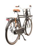 Altec Altec Vintage Heren Transportfiets 28 inch 61cm 3v Mat Zwart