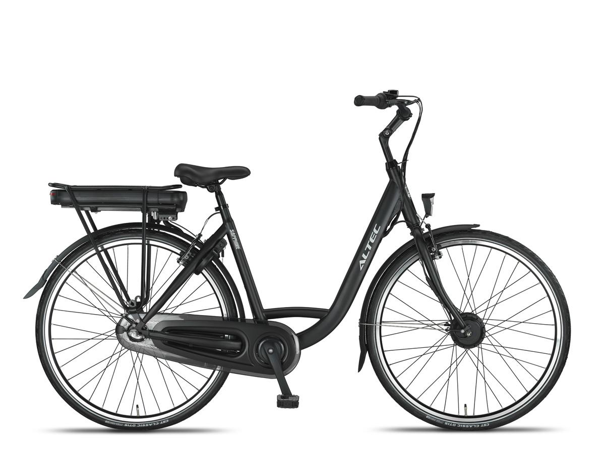 Altec Altec Sapphire E-Bike D52 Zwart 518Wh N3