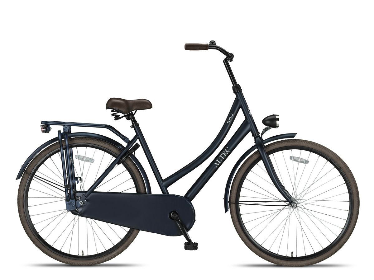 Altec Altec Roma 28 inch Omafiets Jeans Blue 53cm 2021 Nieuw