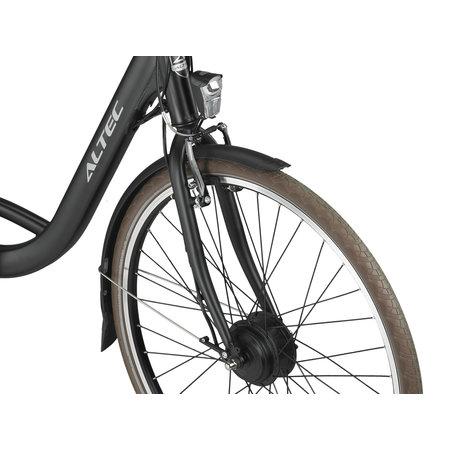 Altec Altec Explorer E-Bike 518Wh Zwart 7-sp Dames