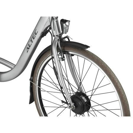 Altec Altec Explorer E-Bike 518Wh Bullit Grey 7-sp Dames