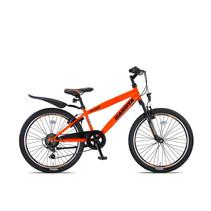 Altec Dakota 24 inch Jongensfiets Neon Orange