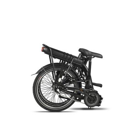 Altec Altec Compact Vouwfiets E-Bike 518Wh N-3 Mat Zwart