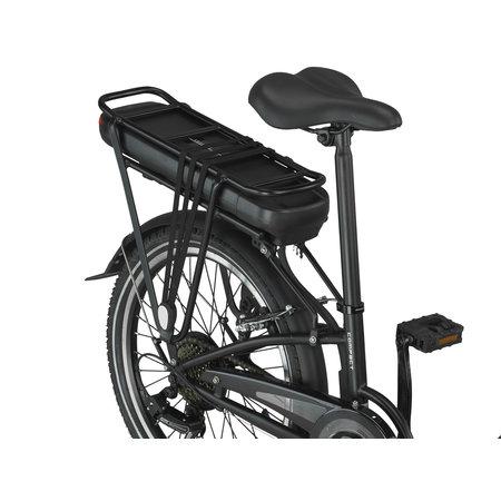 Altec Altec Compact Vouwfiets E-Bike 518Wh 6-sp Mat Zwart