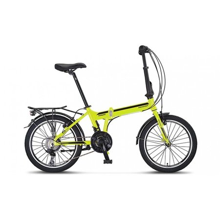 Altec Mosso Marine Vouwfiets 20 inch 21versn. Lime
