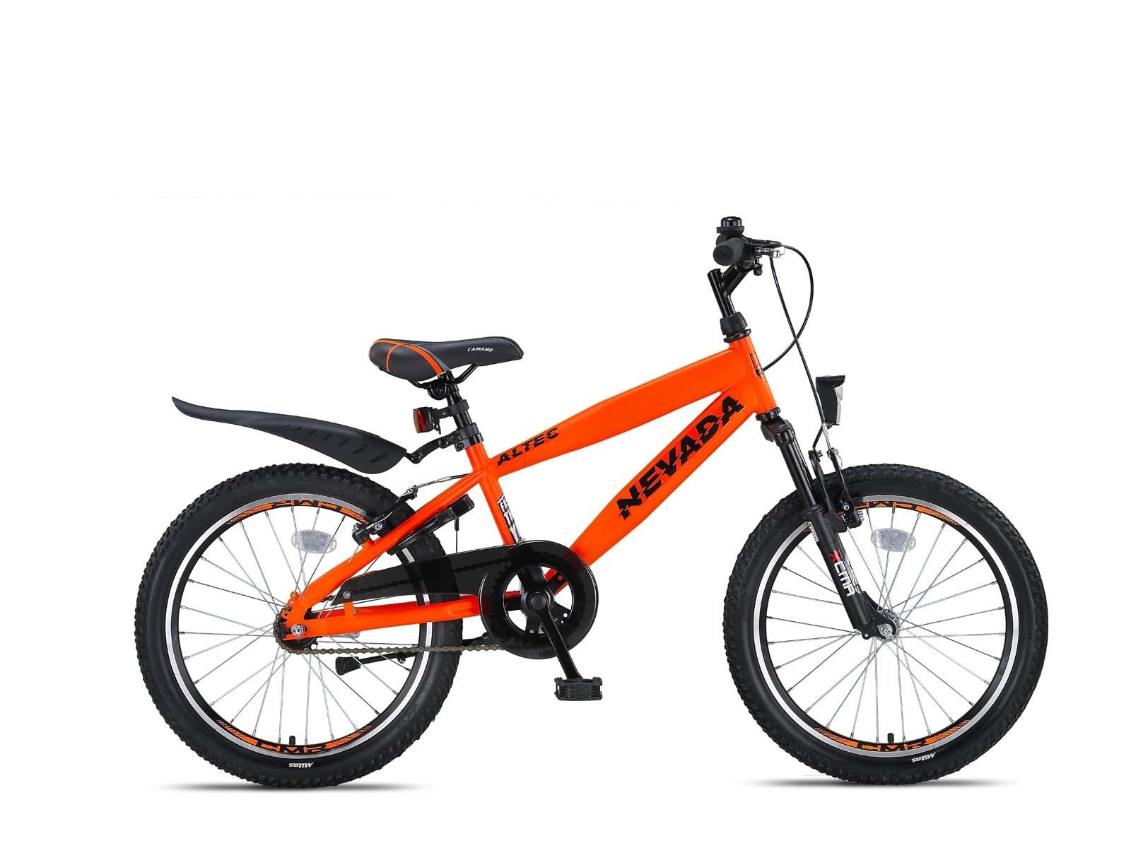 Altec Altec Nevada Jongensfiets 20 inch Neon Orange