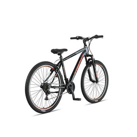 Altec Altec Trend 27,5 inch Mountainbike 21v Zwart Oranje
