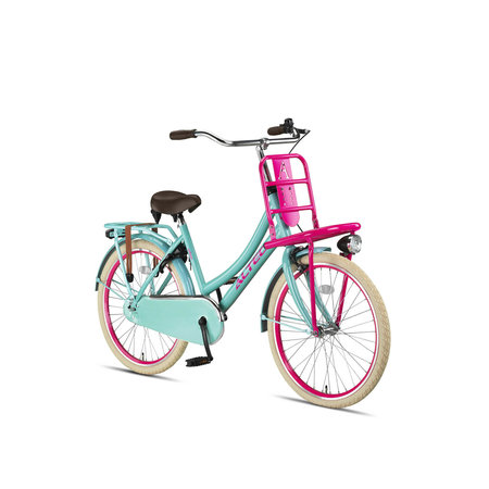 Altec Altec Urban 24inch Transportfiets Pinky Mint