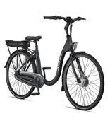 Altec Altec Easy Plus E-bike 28 inch 53cm 7v Zwart